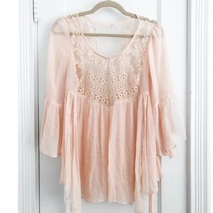 🍂 SALE 🍂 Anthropologie Boho Tunic Top